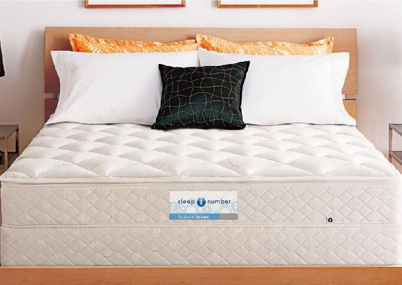 Sleep Number Classic c3 bed - Mattress Reviews | GoodBed.com