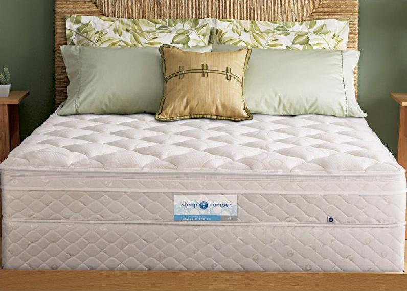Sleep Number Mattress Reviews >> Sleep Number Classic C4 Bed