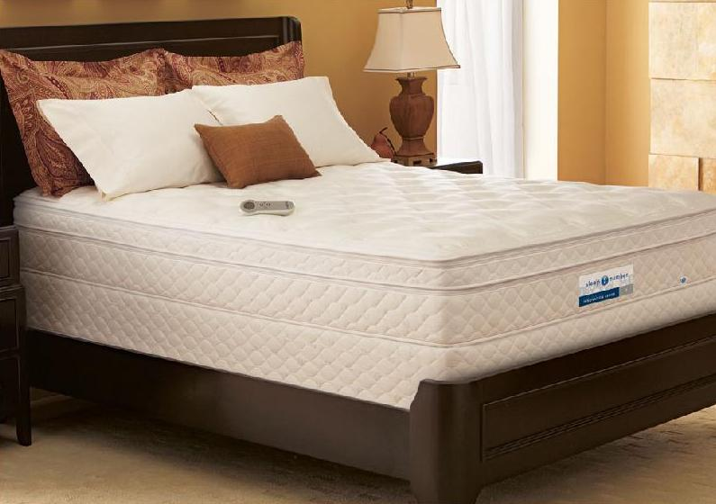 Sleep Number Innovation i8 bed - Mattress Reviews ...