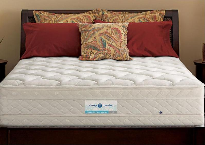 Mattress Picture Sleep Number Performance p5 bed