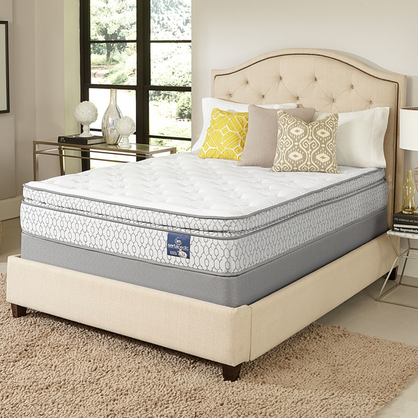 Serta Amazement Pillow Top Mattress Reviews GoodBed