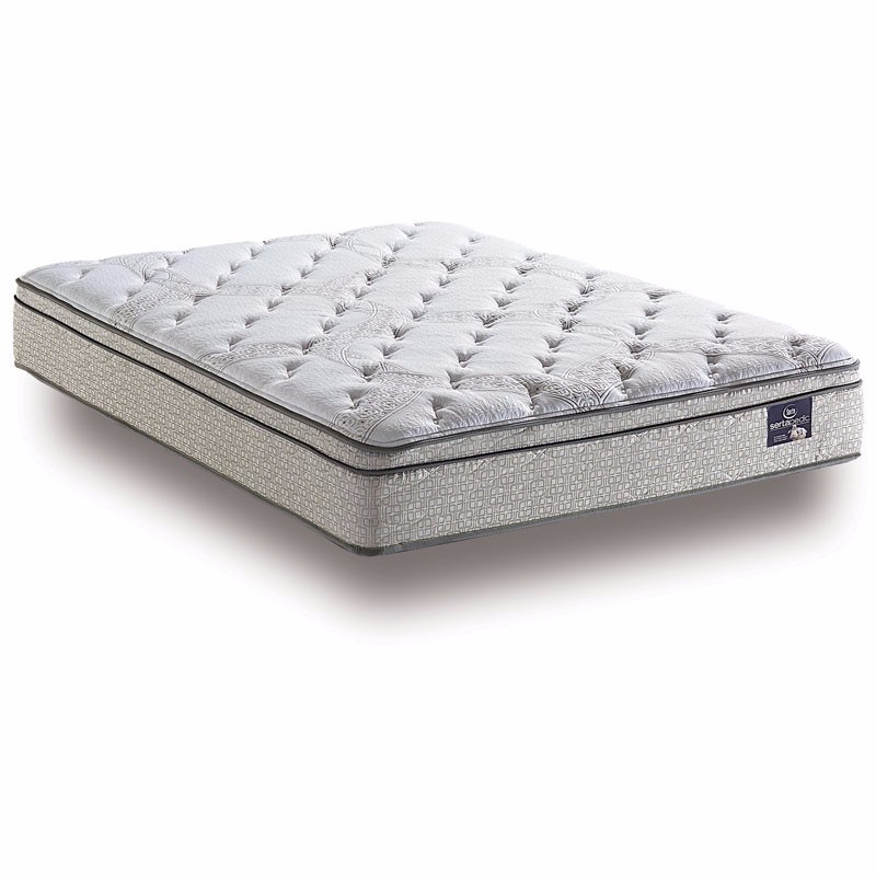 Serta Cedar Bluff Pillowtop Mattress Reviews