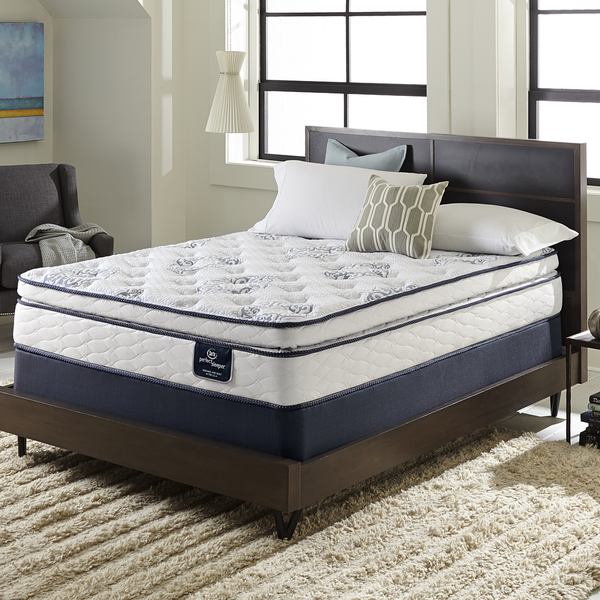 Serta Dreamhaven Perfect Sleeper Ventilation Pillow Top
