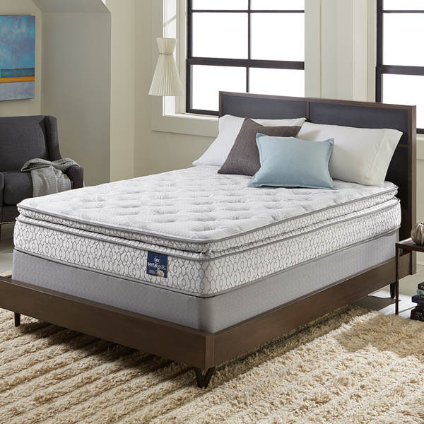 Serta Extravagant Pillow Top Mattress Reviews Goodbed Com