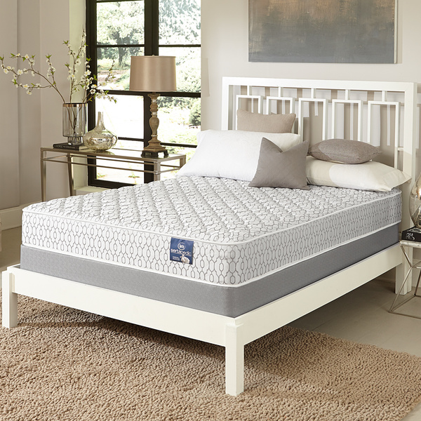 Serta Gleam Firm Mattress Reviews GoodBed