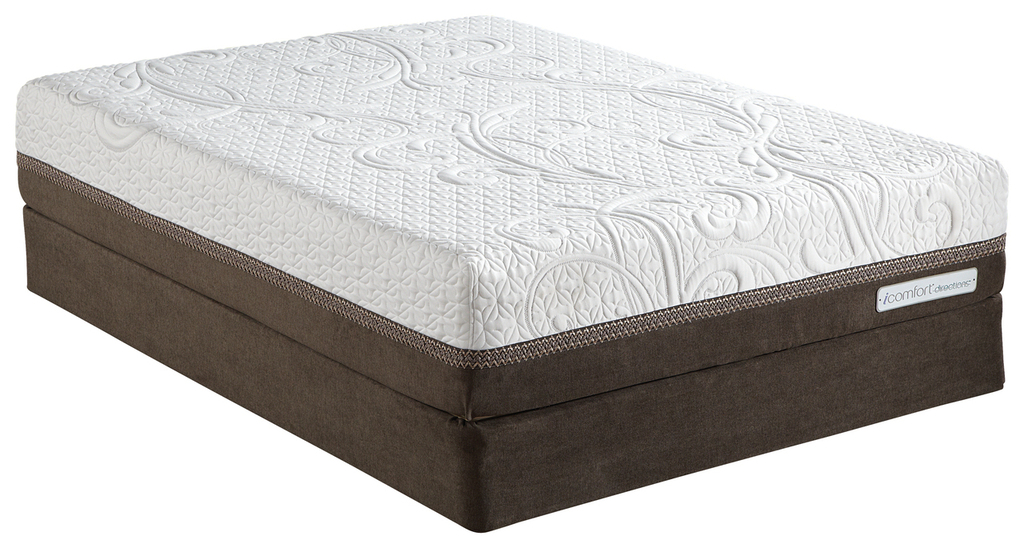Serta Icomfort Reviews >> Serta iComfort Directions Reinvention - Mattress Reviews ...
