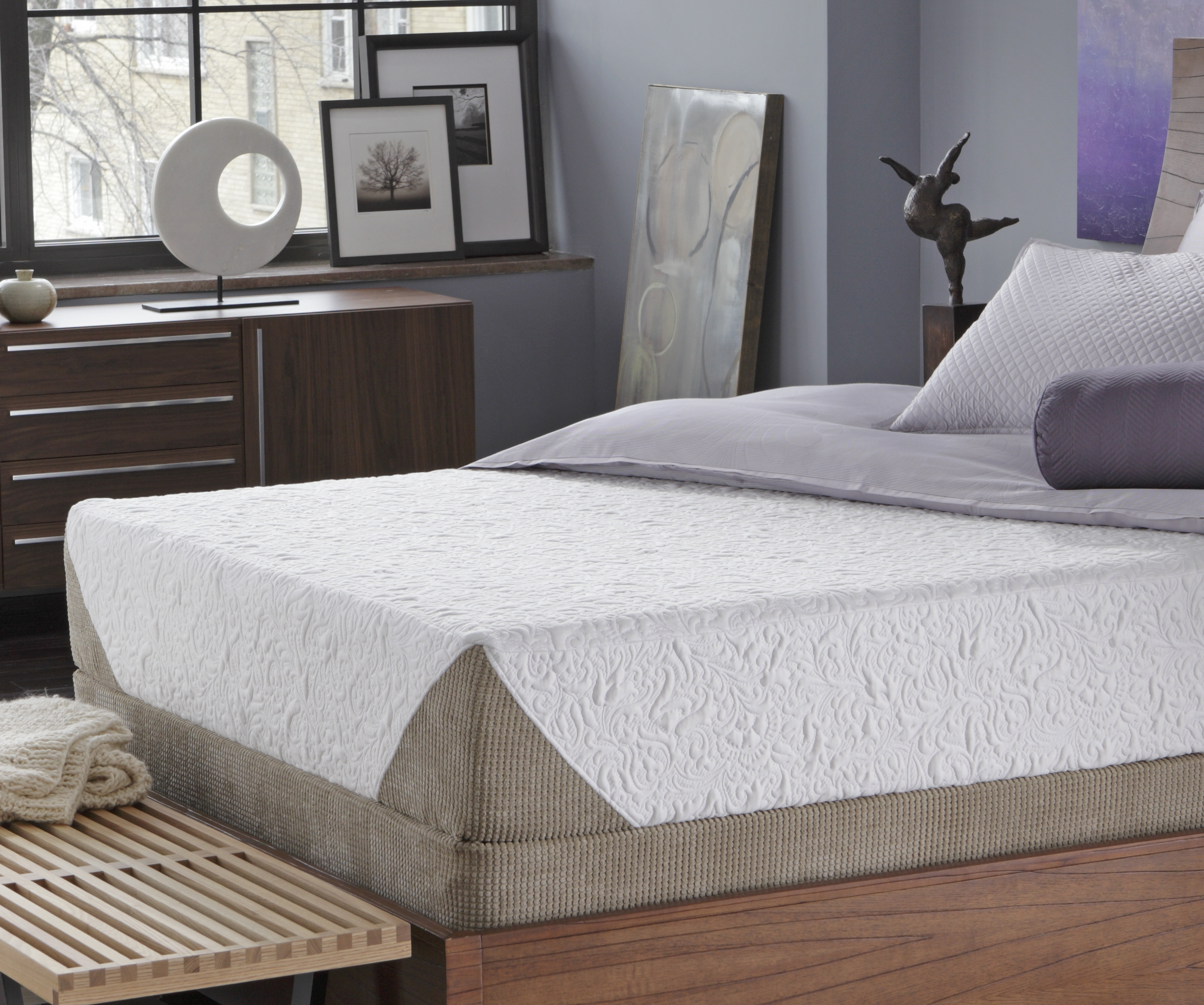 Serta Icomfort Genius Mattress Reviews Goodbed Com