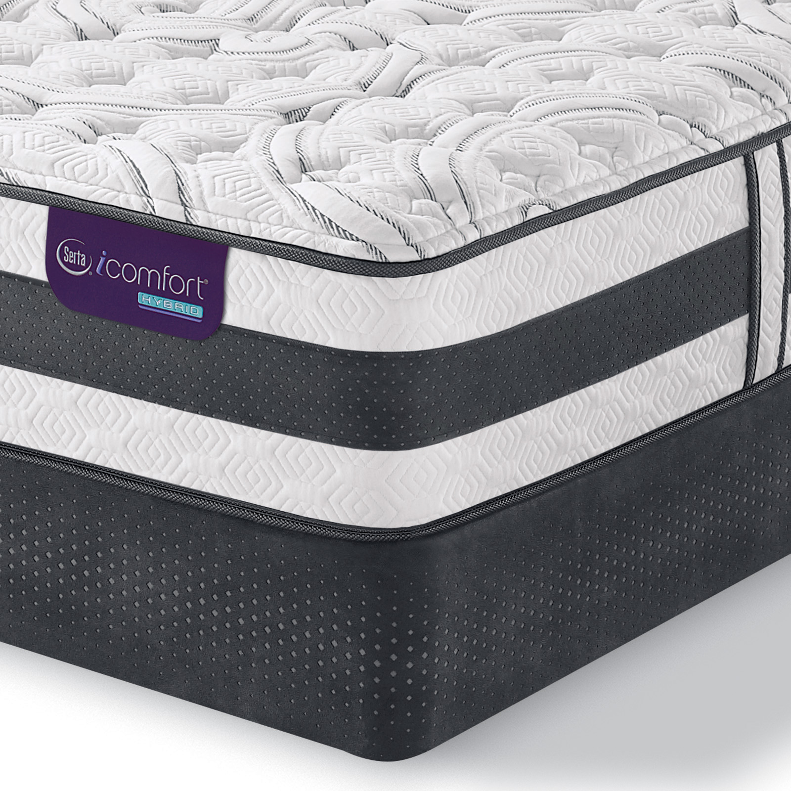Serta i fort Hybrid Applause II Firm Mattress Reviews