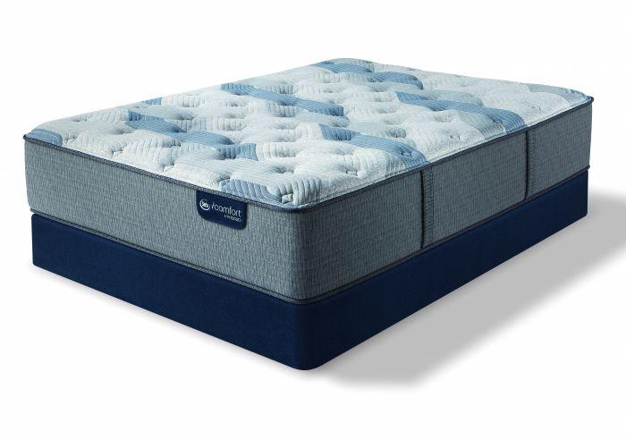 Serta Icomfort Hybrid Blue Fusion 100 Firm Mattress Reviews Goodbed