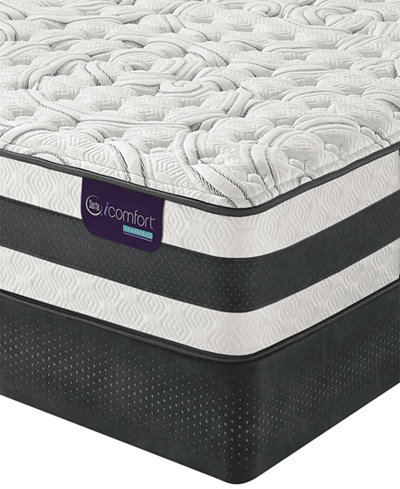 "Serta i fort Hybrid Expertise 12"" Firm Mattress"