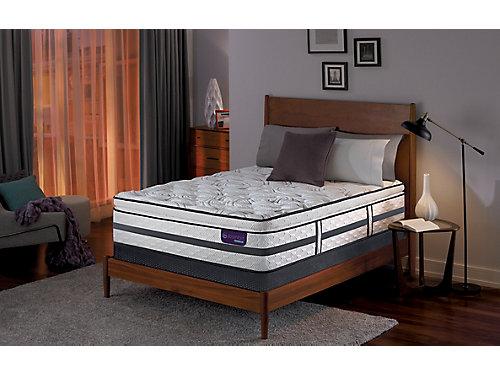 Serta Icomfort Hybrid Merit Ii Super Pillowtop Mattress