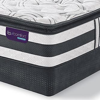 Serta Icomfort Hybrid Observer Super Pillowtop Mattress Reviews Goodbed