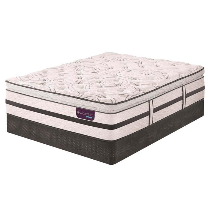 Serta Icomfort Merit Ii Super Plush Pillowtop Mattress