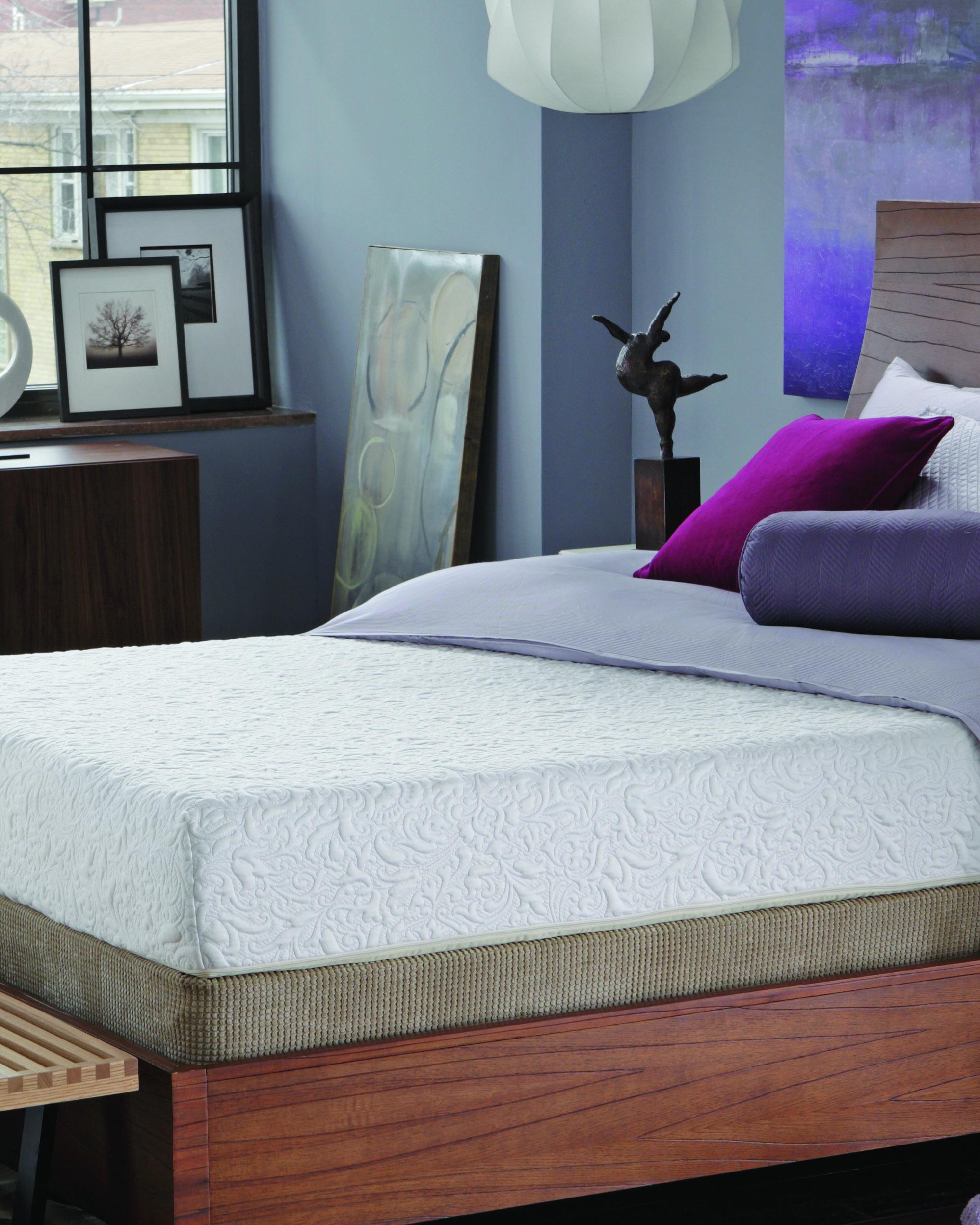 Corsicana Memory Foam Mattress Serta iComfort Prodigy - Mattress Reviews - GoodBed.com
