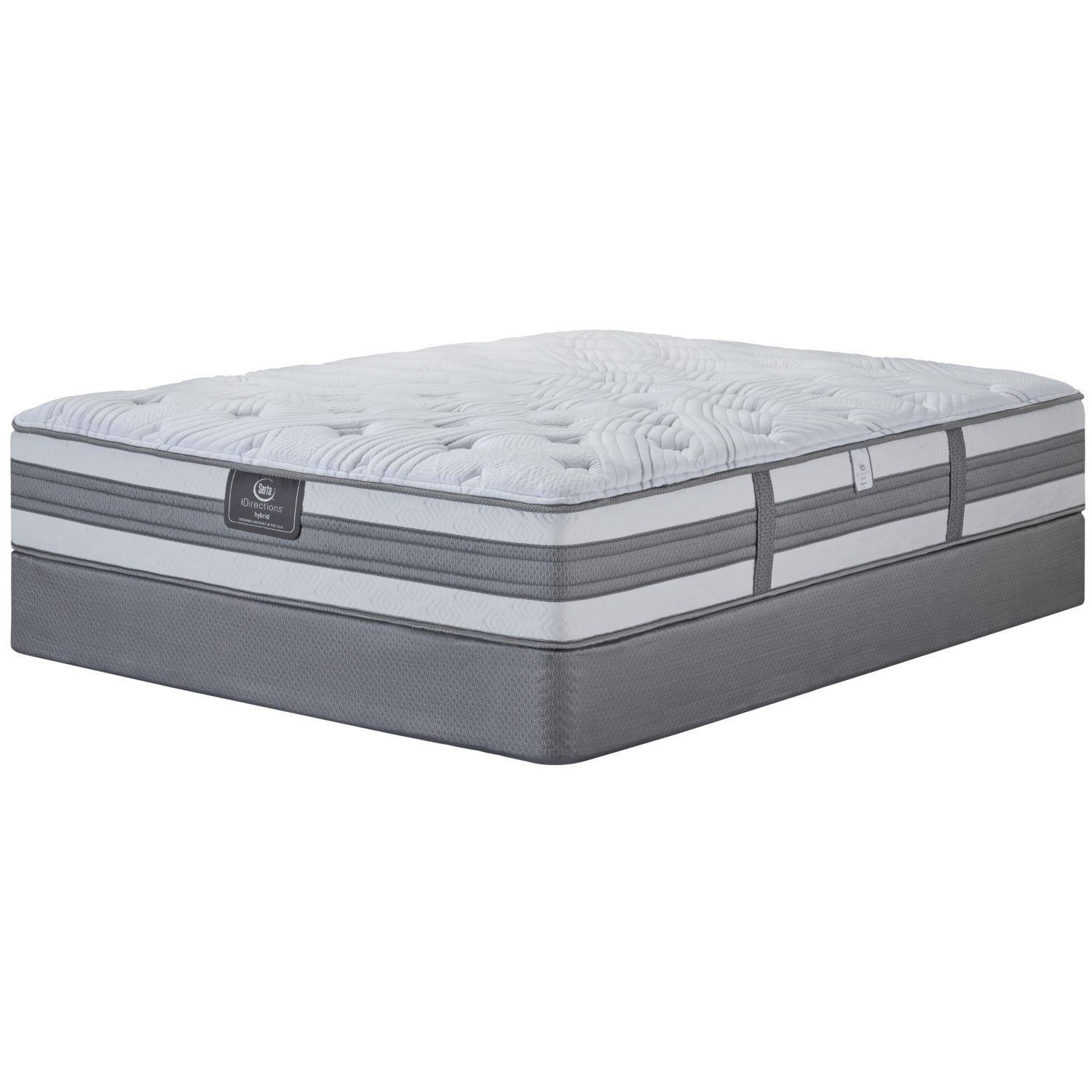 Serta iDirections Bridgemoor Plush Mattress Reviews