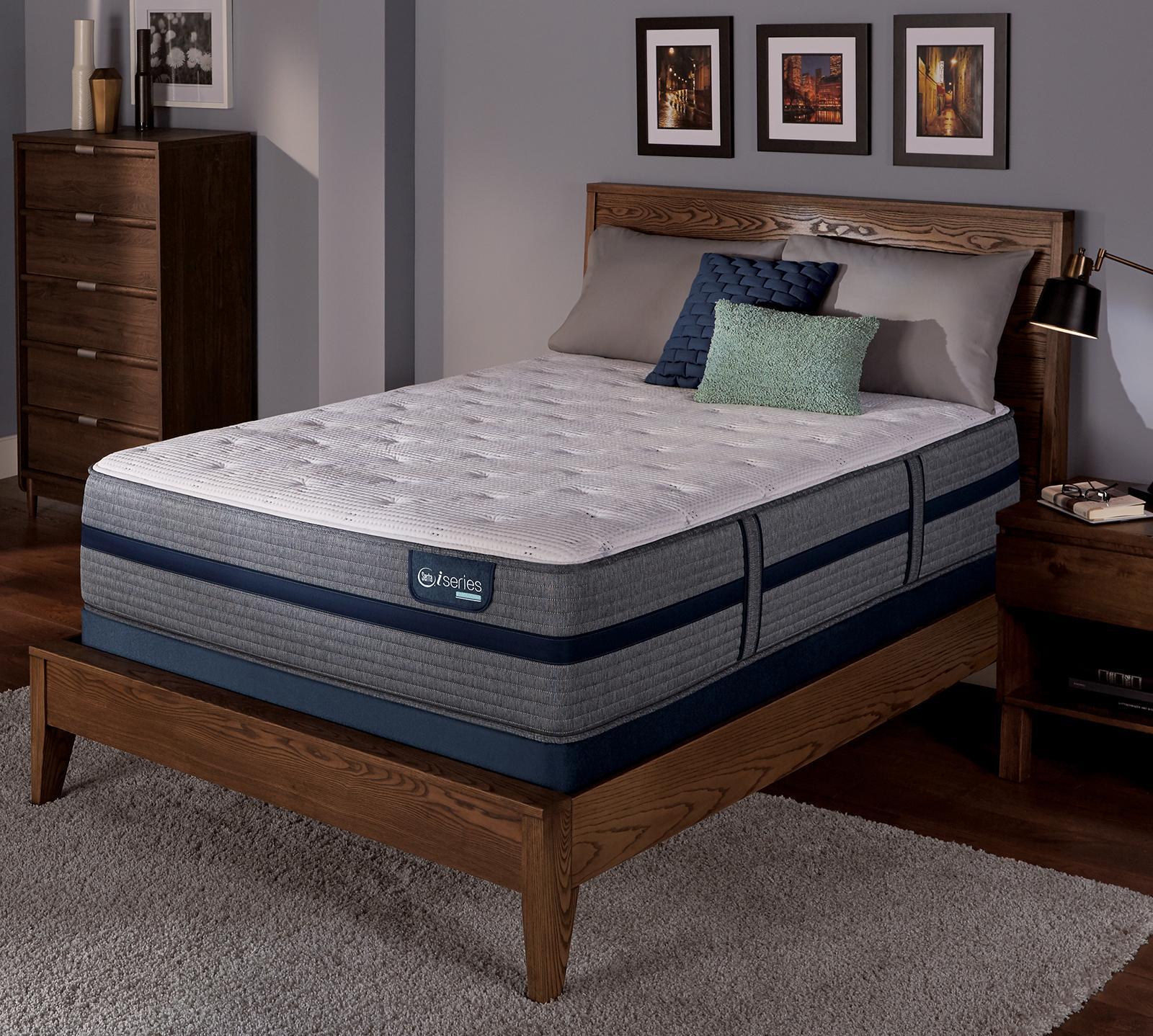 Serta Iseries 500 Cushion Firm