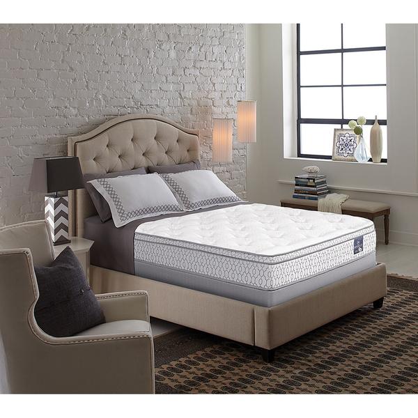 Serta Perfect Sleeper Bristol Way Supreme Euro Top Mattress