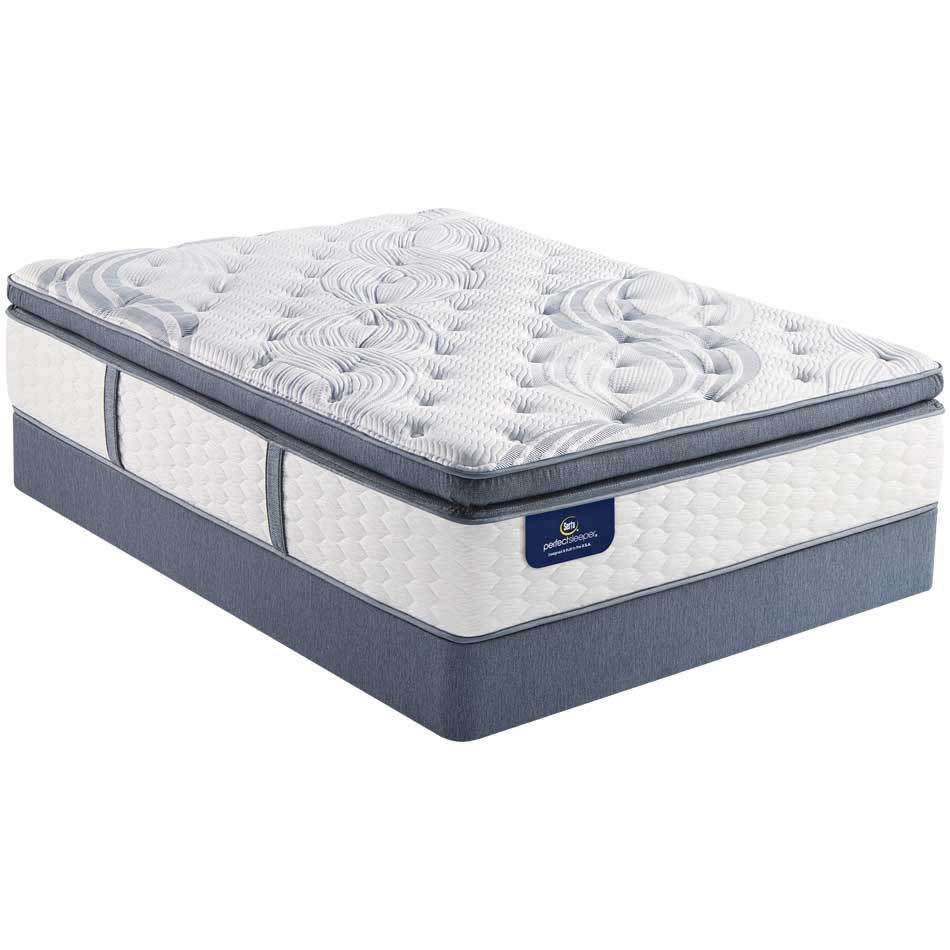 Serta Perfect Sleeper Cottageville Firm Super Pillowtop