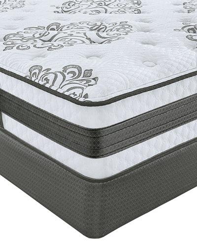 Serta Perfect Sleeper Elegant Retreat Plush Mattress