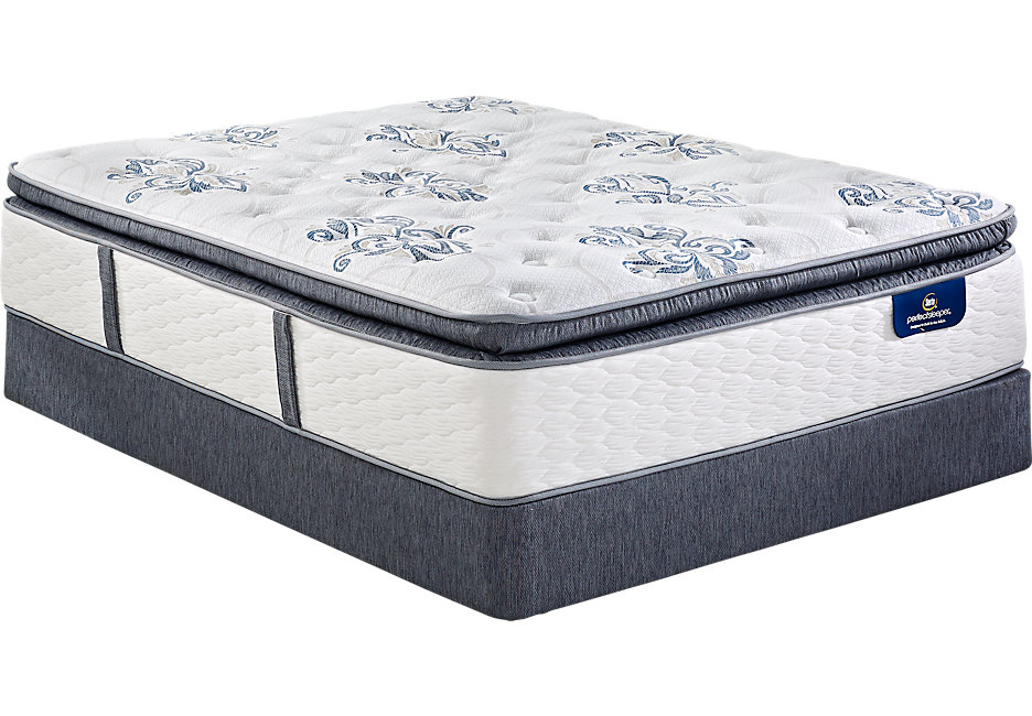 Serta Perfect Sleeper Elite Pleasant Way Pillowtop Mattress