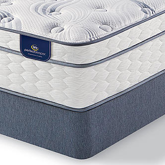Serta Perfect Sleeper Elmstead Firm Euro Top Mattress