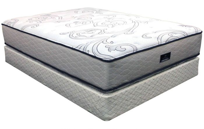 Serta Perfect Sleeper Hotel Chalet Double Sided Plush