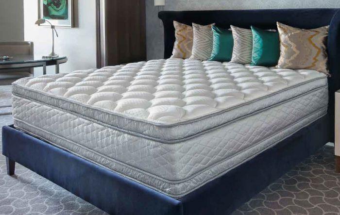 Serta Perfect Sleeper Hotel Sapphire Suite Ii Plush
