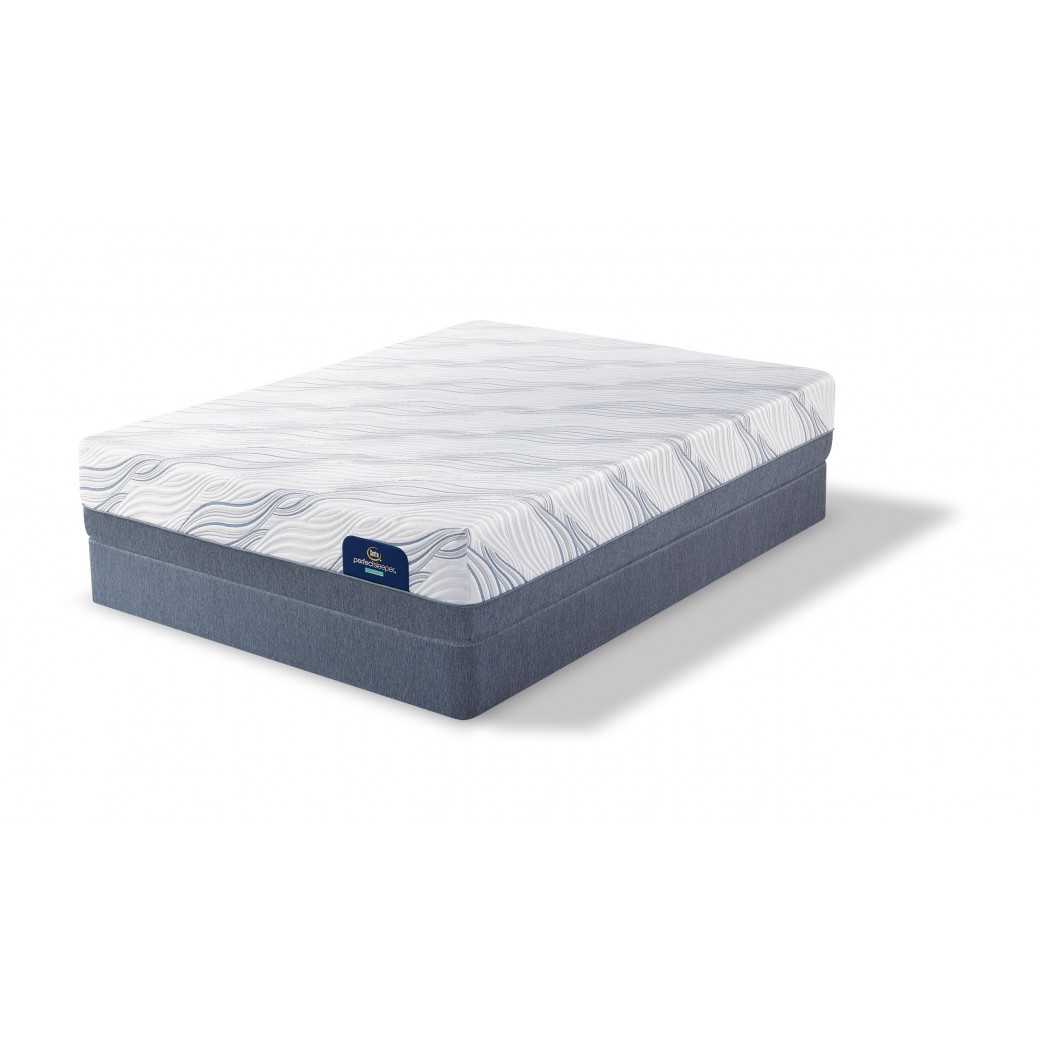 Serta Perfect Sleeper Hybrid Highridge Firm Mattress