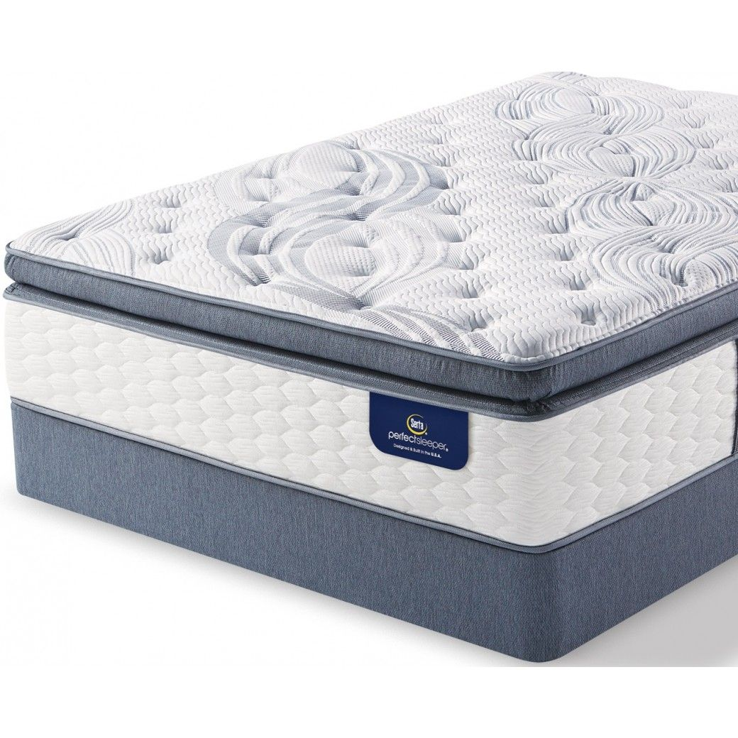 Serta Perfect Sleeper Mackay Luxury Firm Pillowtop
