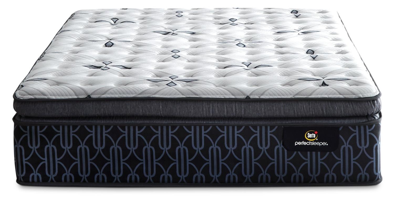Serta Perfect Sleeper Mansell Plush Super Pillowtop