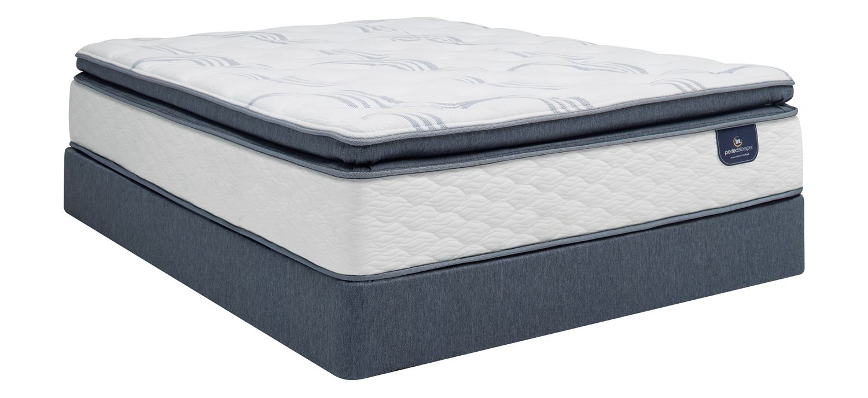 Serta Perfect Sleeper Harmon Super Pillow Top Queen Mattress Reviews