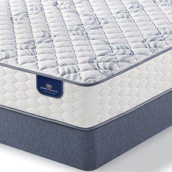Serta Perfect Sleeper Select Queensferry Ii Firm