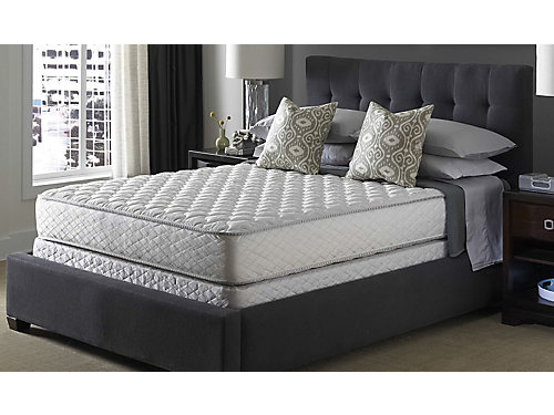 Serta Perfect Sleeper Silver Suite Supreme Double Sided