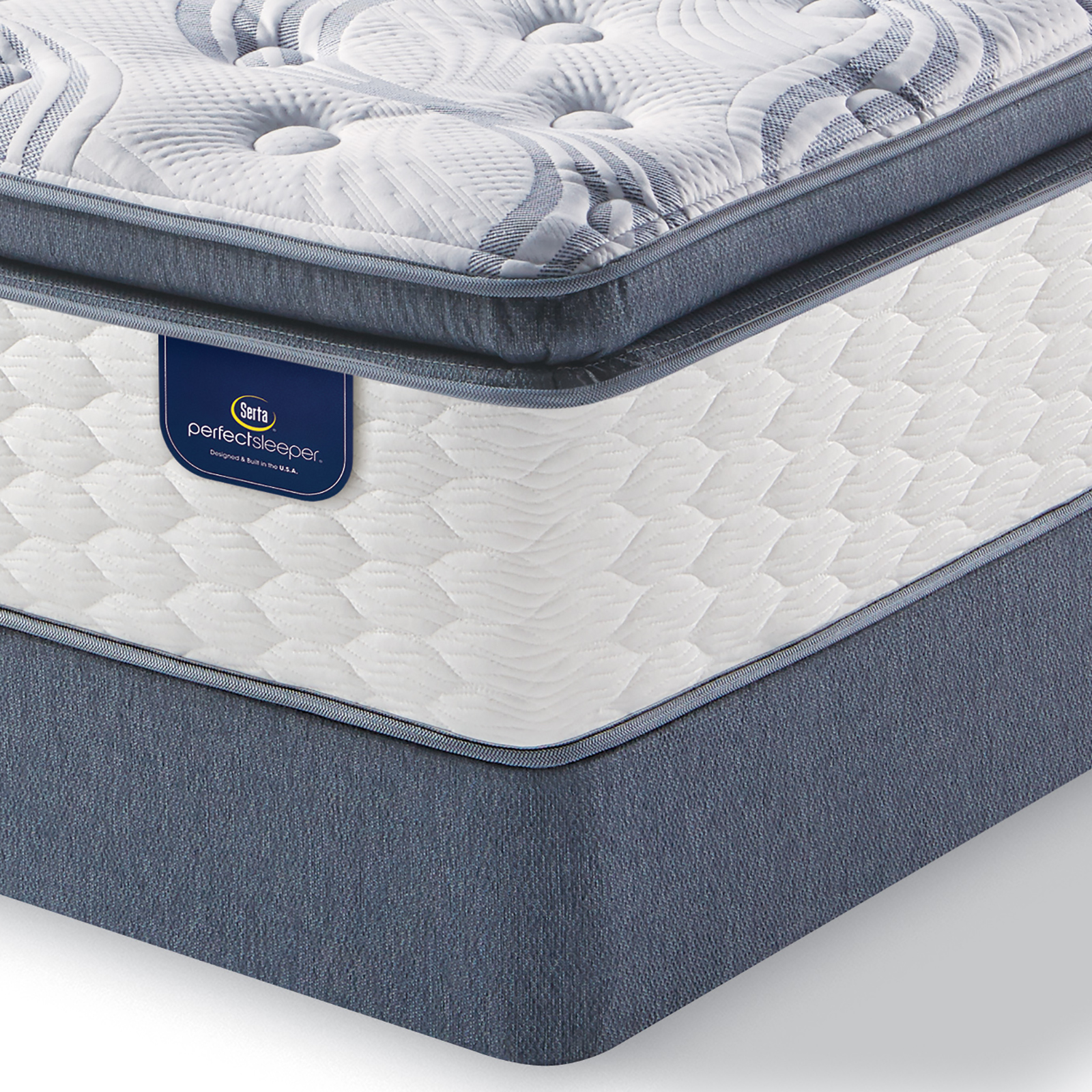 Serta Perfect Sleeper Teddington Firm Super Pillowtop Mattress