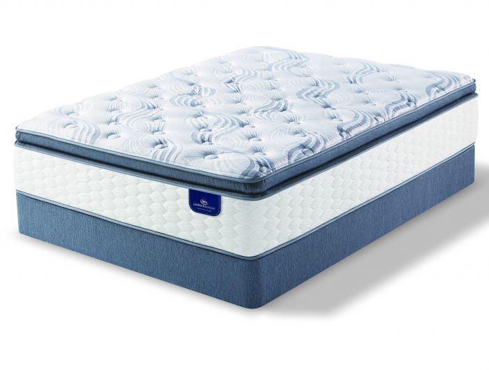 meet 1dd0e b867a Serta Perfect Sleeper Tomlinson Super Pillowtop