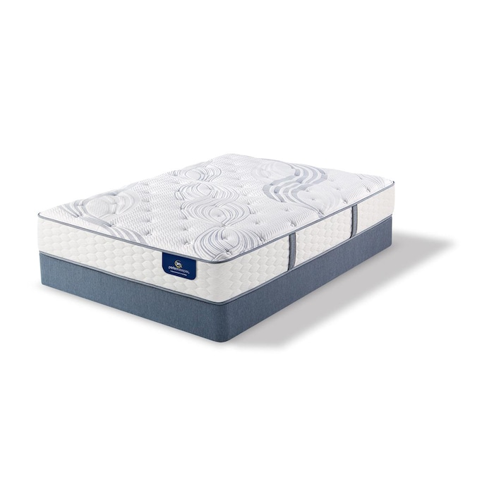 Serta Perfect Sleeper Visby Lake Plush Mattress Reviews