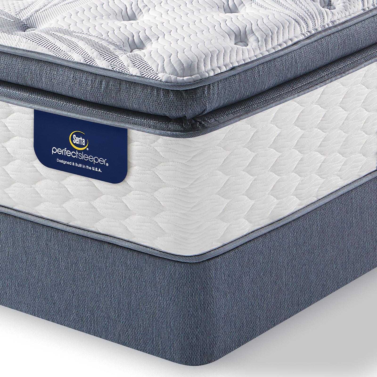 Serta Perfect Sleeper Walworth Firm Super Pillowtop Mattress