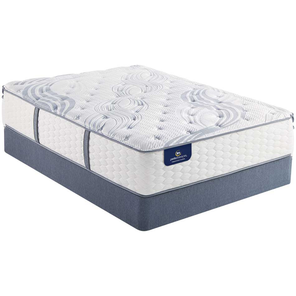 Serta Perfect Sleeper Yorkman Luxury Firm Mattress