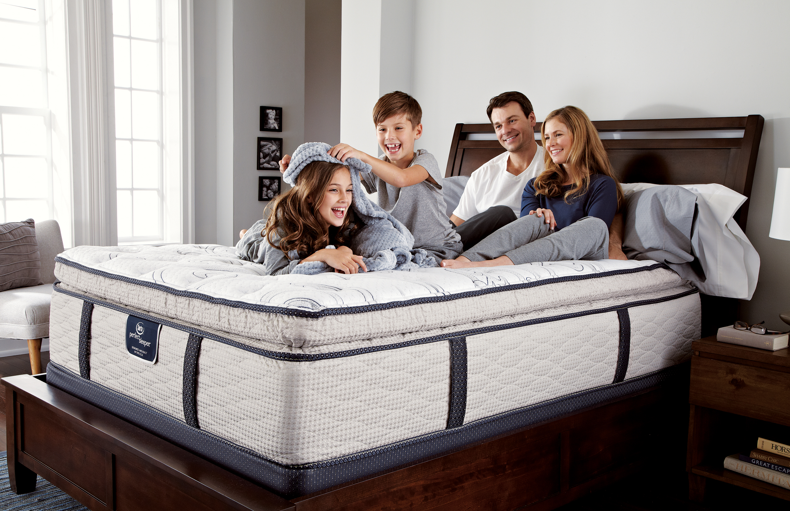 Serta Mattress Reviews Goodbed Com