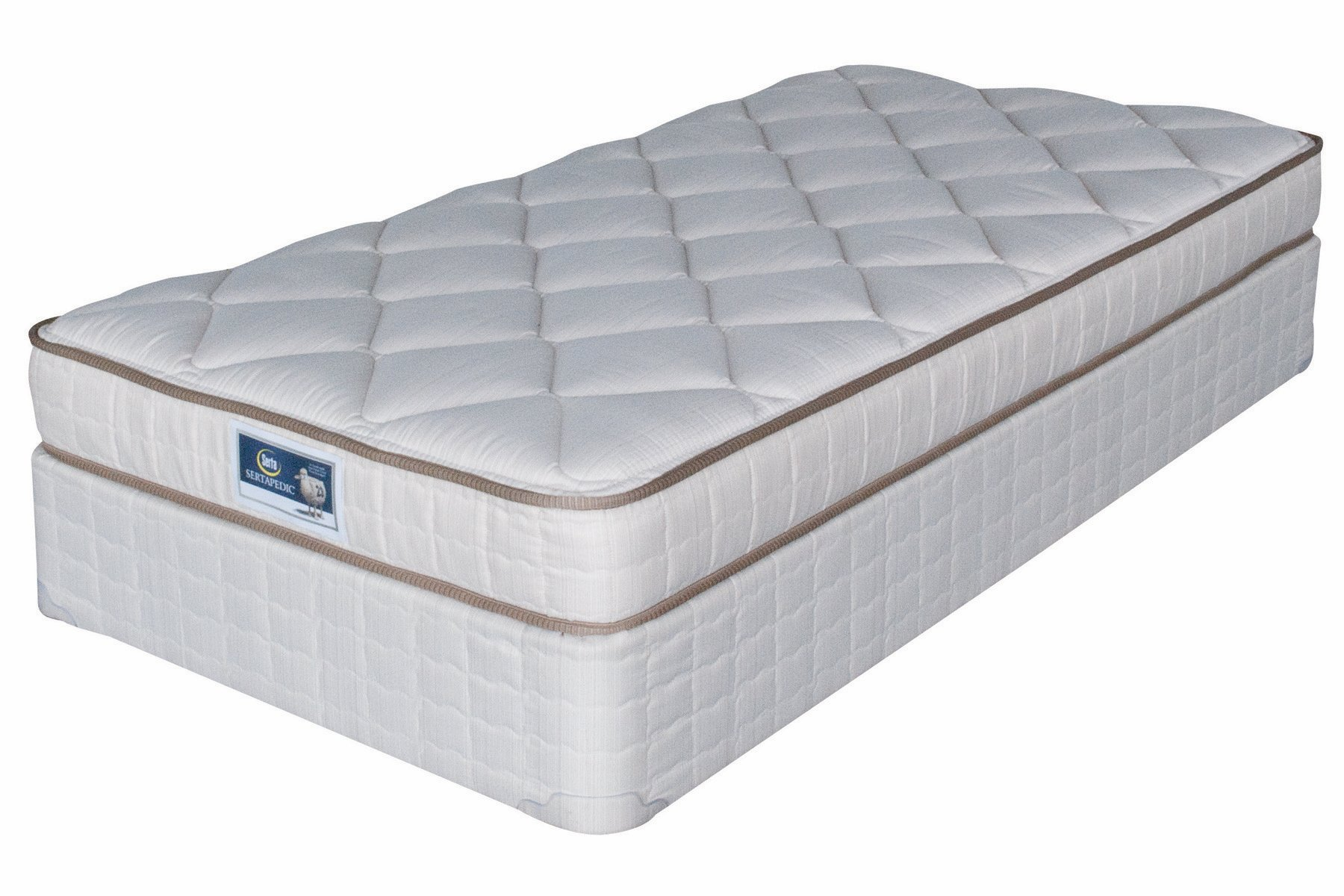 Sertapedic Crosspoint Plush Mattress Reviews GoodBed