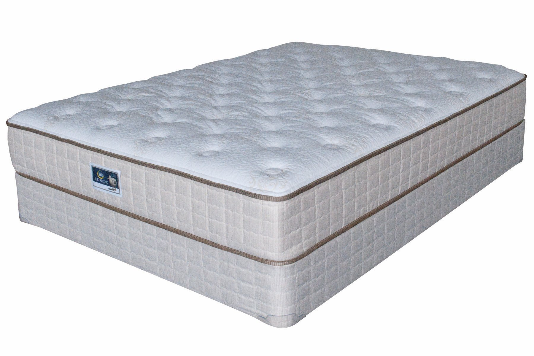 Sertapedic Grandbury Plush Mattress Reviews GoodBed