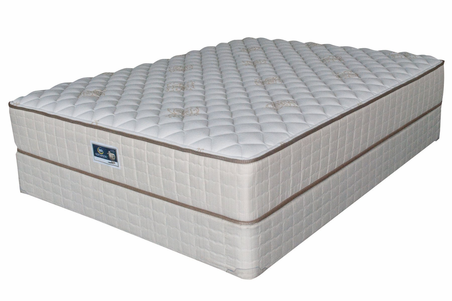 Sertapedic Malta Firm - Mattress Reviews - GoodBed.com