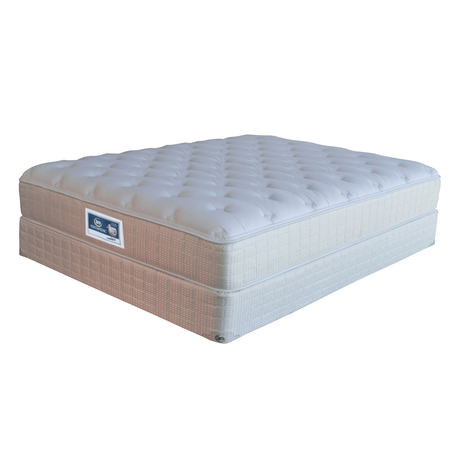 Sertapedic Willow Crest Firm Mattress Reviews GoodBed