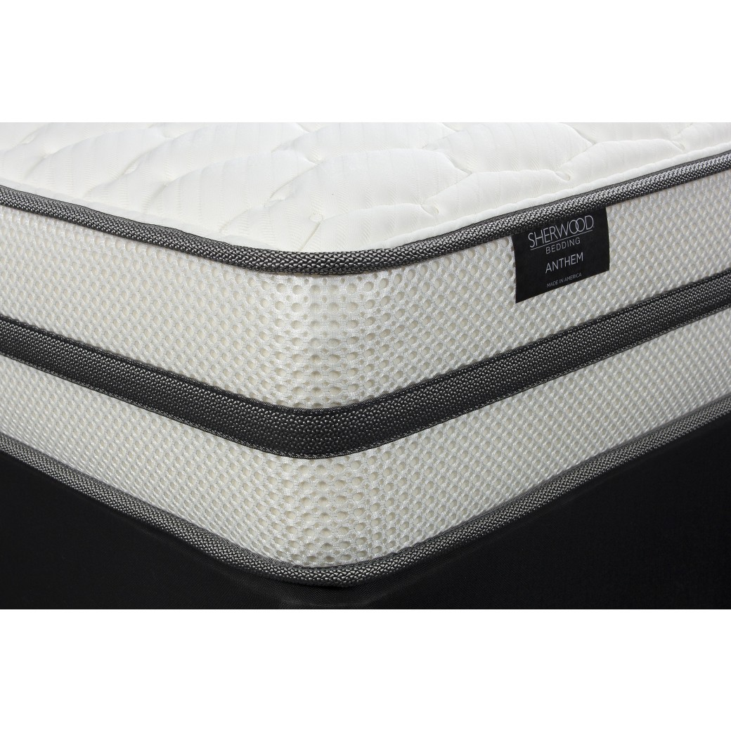 sherwood anthem firm mattress reviews goodbed com