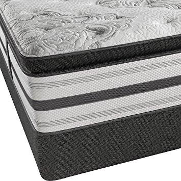 Beautyrest Platinum 14 5 Quot Plush Pillowtop Mattress