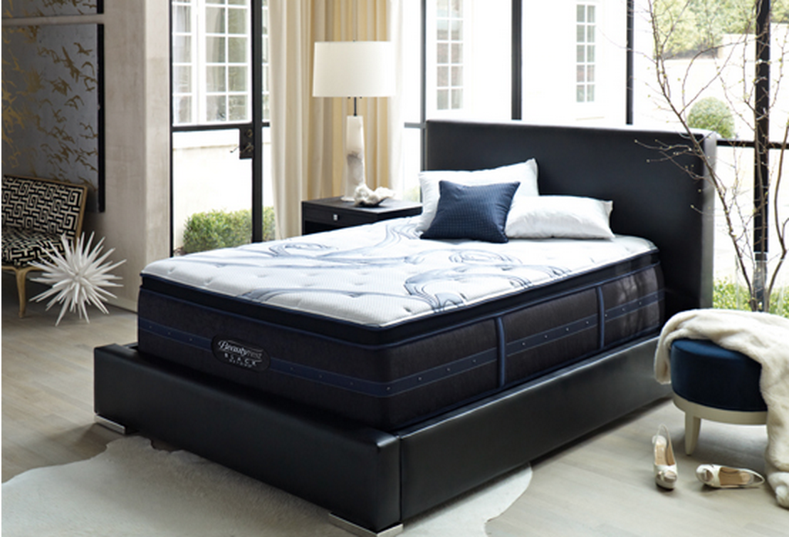 image beautyrest prices sponsored luxury sleep mattress a with ultimate is room black compressed the post