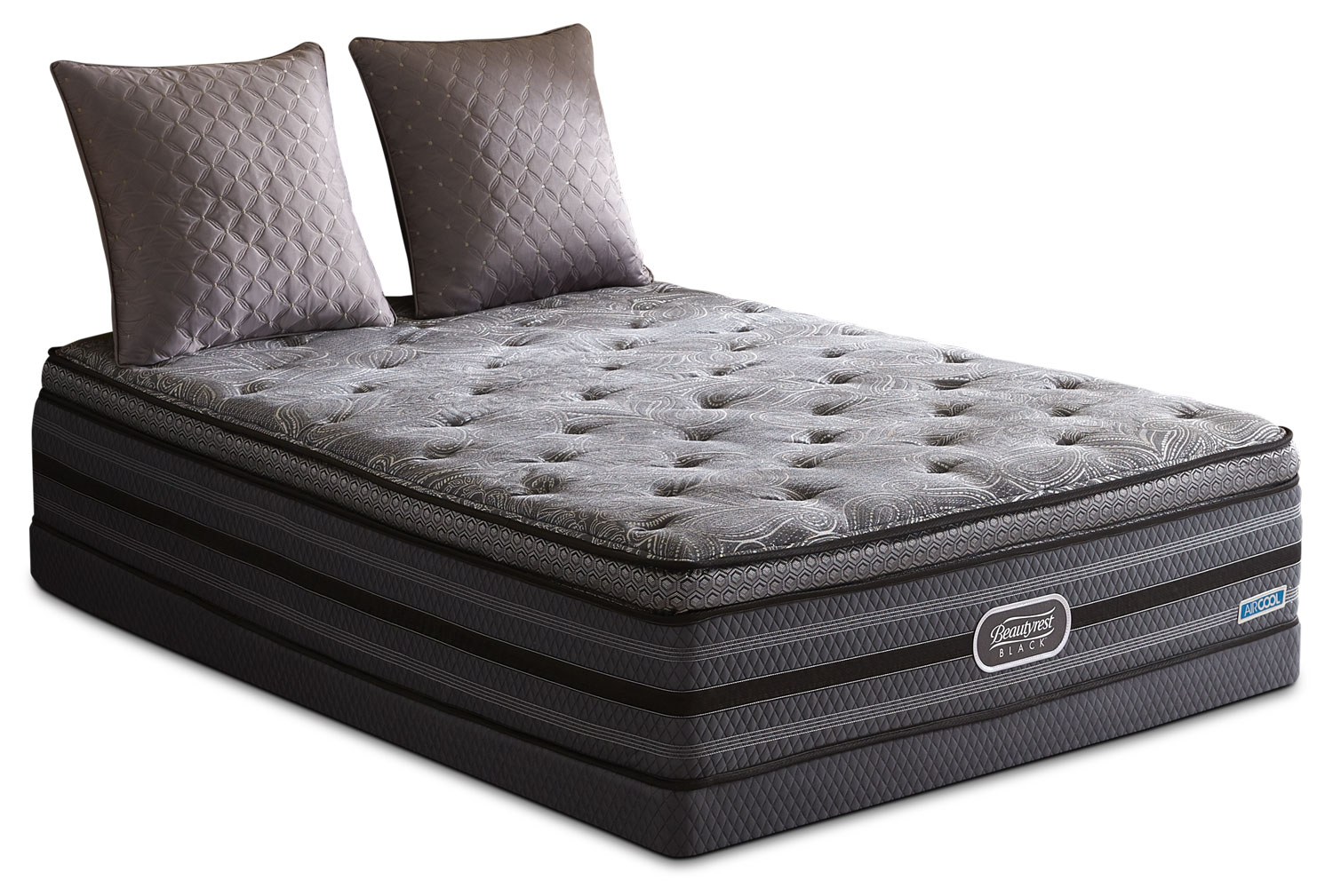 vantage black prices available clearance is queen reg only kate march for stop firm model price beautyrest this mattress plush pillowtop size also floor sale