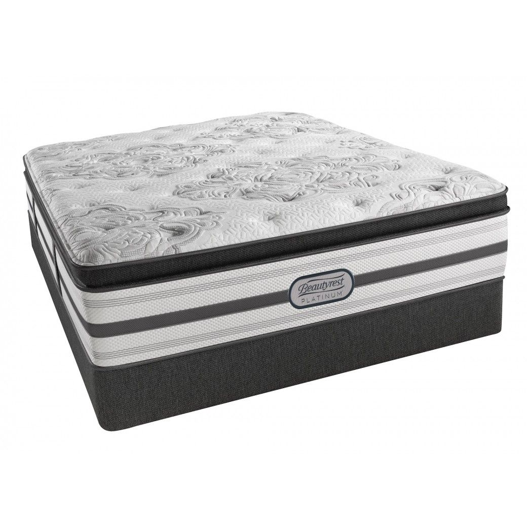 Simmons Beautyrest Platinum Alacazam Plush Pillowtop