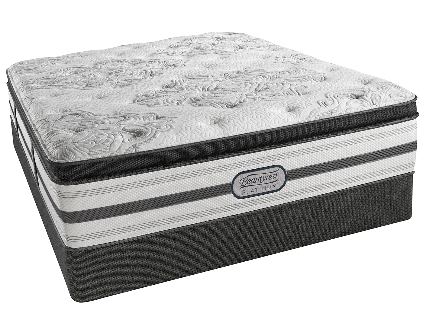 Simmons Beautyrest Platinum Emily Plush Pillowtop