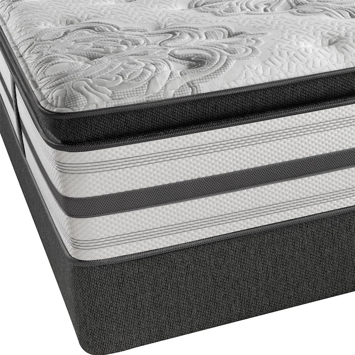 Simmons Beautyrest Platinum Gabriella Plush Pillowtop
